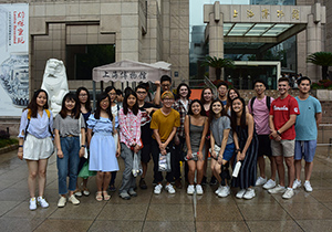 Foreign Students Experience Summer Research at ShanghaiTech
