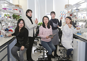 Women and Research at ShanghaiTech