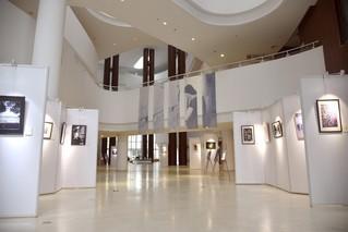 """创新服务通报024期:""""阅读之美""""摄影作品展在图书馆1楼大厅开展"""