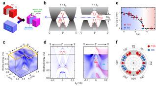 物质学院陈宇林-柳仲楷课题组首次验证过渡金属硫族化合物中拓扑超导电子态
