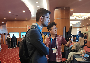 Shao Ziyu's Group Publishes Papers in IEEE ICC 2019