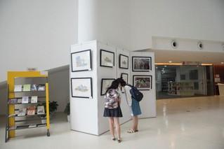 创新服务通报015期:图书馆秋学期系列文化展览9月11日正式推出