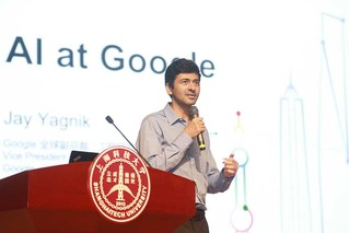 Google VP Jay Yagnik Speaks on AI