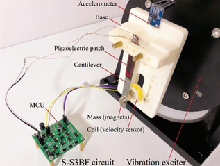 The METAL group of SIST proposed a new kinetic energy harvesting circuit design